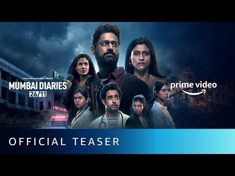 Mumbai Diaries 26/11 - Official Teaser | Amazon Original