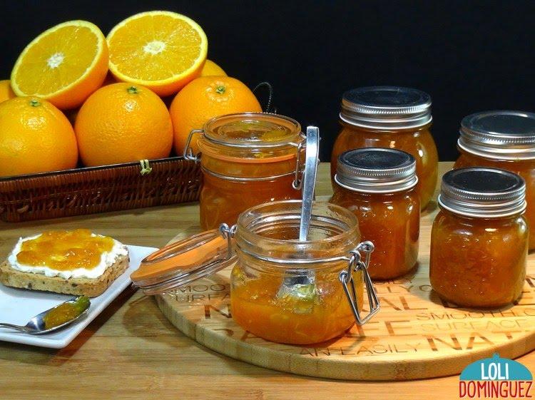 MERMELADA DE NARANJA CASERA. Receta muy fácil y natural. Aprovechando la temporada de naranjas ya que están en su mejor momento de sabor y de precio vamos a preparar esta riquísima mermelada