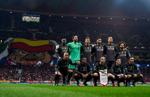 Liverpool's defence of their Champions League crown could be delayed