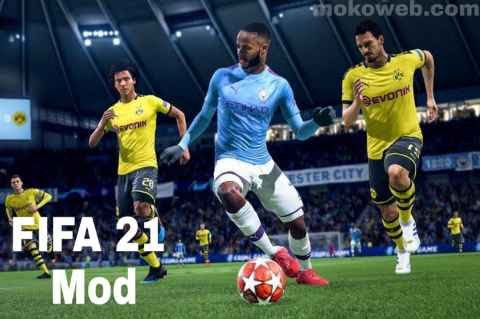 FiFa 2021 gameplay