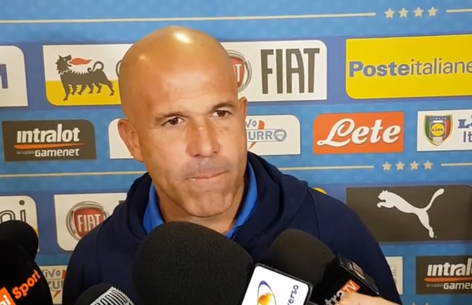 """Brescia-Monza, Di Biagio: """"Balotelli fa la differenza. Sabelli e Torregrossa perdite pesanti, ma la rosa è da playoff"""""""