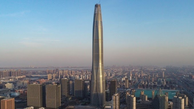 TALLEST BUILDINGS SKYSCRAPERS IN THE WORLD